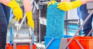 Pentingnya Peran Perusahaan Cleaning Service Untuk Kebersihan Kantor